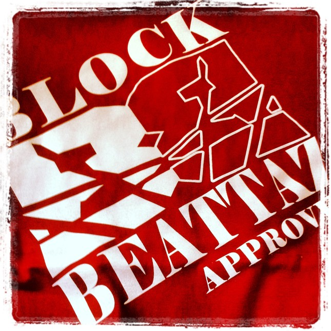 Block Beattaz APPROVED clothing